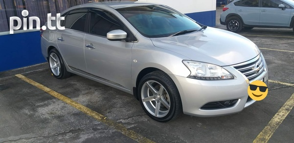 Nissan Sylphy, 2016, PDW-1