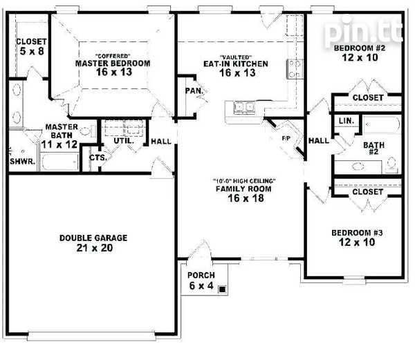 Affordable Approved Architectural/House Plans