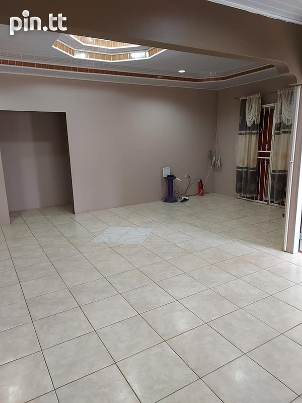 Chaguanas 3 Bedroom Unfurnished House-11