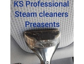 KS professional steam cleaners