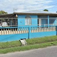 3 BEDROOM HOUSE ON 5280 SQ FT PLOT OF LAND COUVA