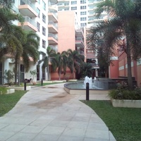 One Woodbrook Place Semi furnished One Bedroom Apartment.
