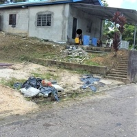5 ACRES OF LAND WITH UNCOMPLETED HOUSE CUMUTO