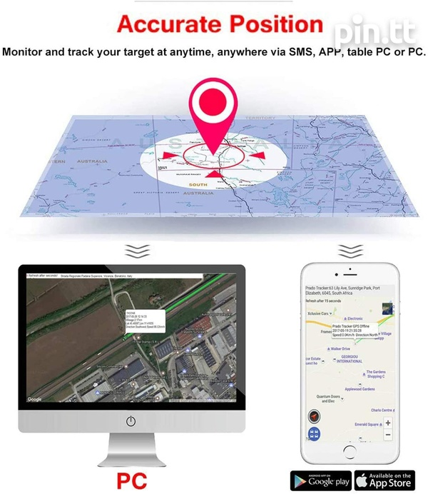 GPS Tracker Detector for Vehicles, Cars, Kids, motorcycles etc.-5