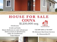 STEAL OF A DEAL IN COUVA