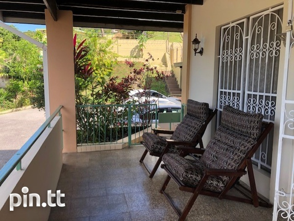 Diego Martin Furnished 2 Bedroom Apartment-8