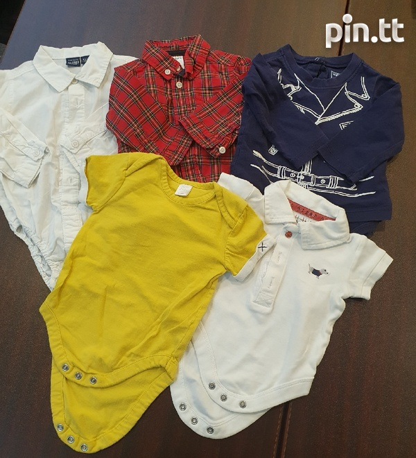 Baby Boy Clothes Size 6-12months-1
