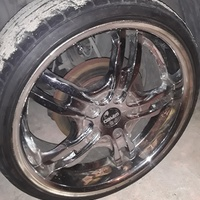 18 inch tyres and rims