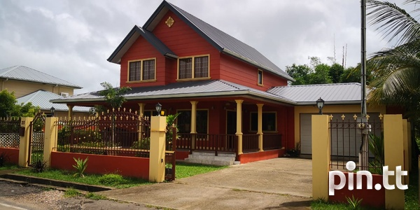 Welcome Road Cunupia 3 Bedroom House-1