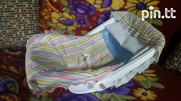 Baby swing and car seat-6