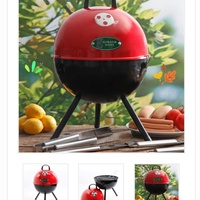 BBQ Portable Table Top Pit