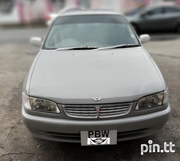 Toyota Other, 2000, PBW- AE111-1