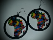 African earrings reloaded