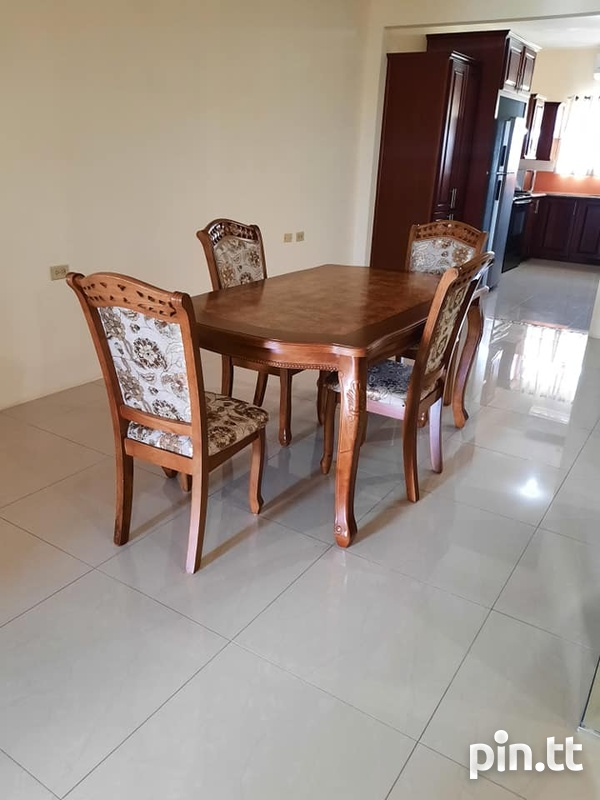 Savannah Drive Trincity Furnished 2 Bedroom Upstairs Apartment-5