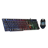 Argom Gaming Combat Keyboard and Mouse Combo