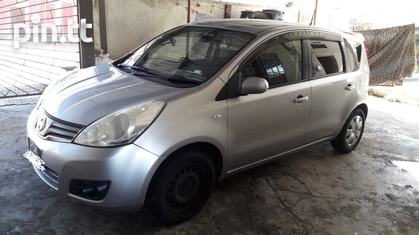 Nissan Note, 2009, PDK-1