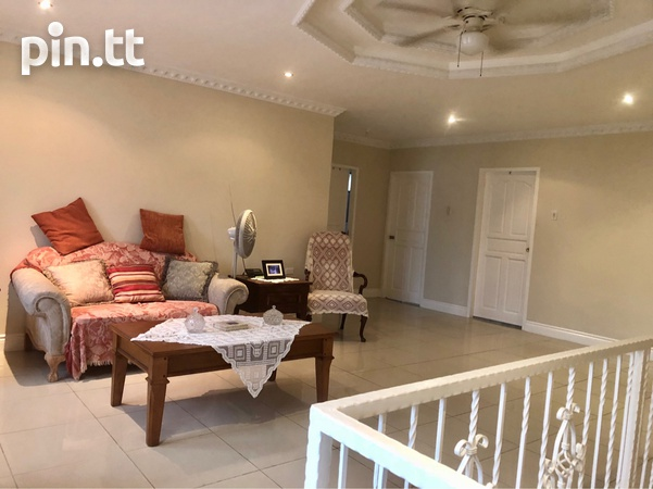 Cunupia house with 4 bedrooms-4