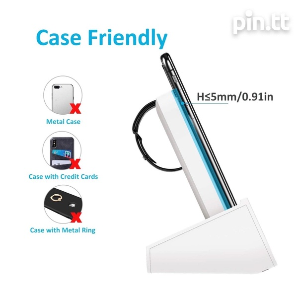2 In 1 Wireless Charging Station.-3