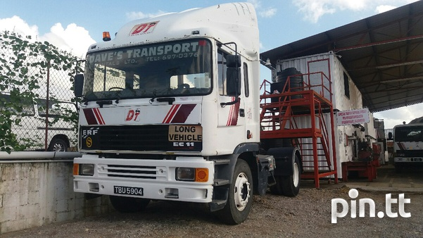 ERF Tractor Unit-1