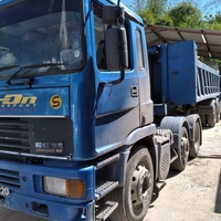 ERF Truck And Tipper bin