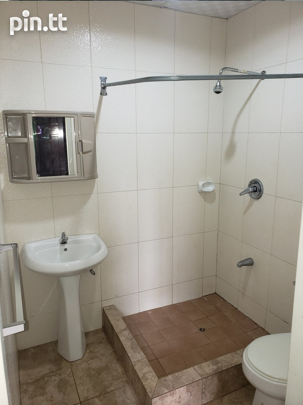 COUVA UNFURNISHED GROUND FLOOR APARTMENT-10