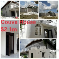 Couva 4 bedroom property with swimming pool.