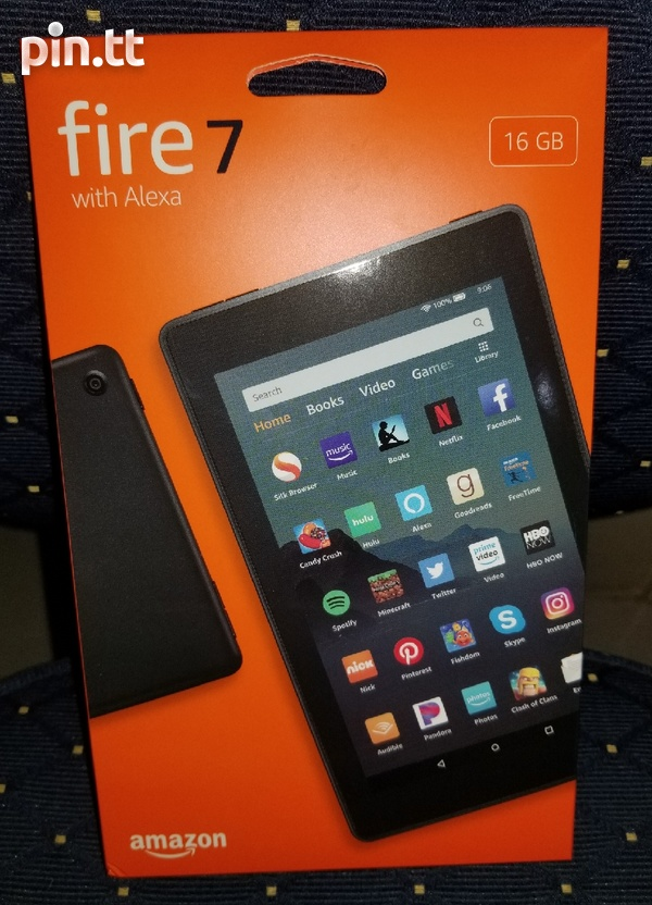 Amazon Fire 7 Kindle 9th Generation-1