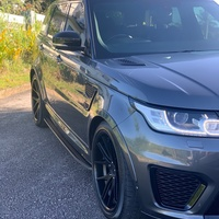 Land Rover Range Rover Sport, 2016, PDK