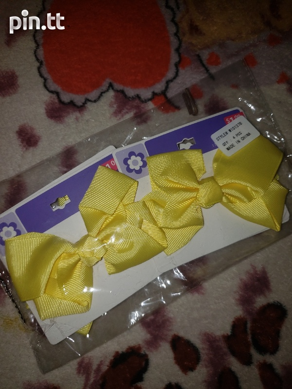 Bows for girls-3