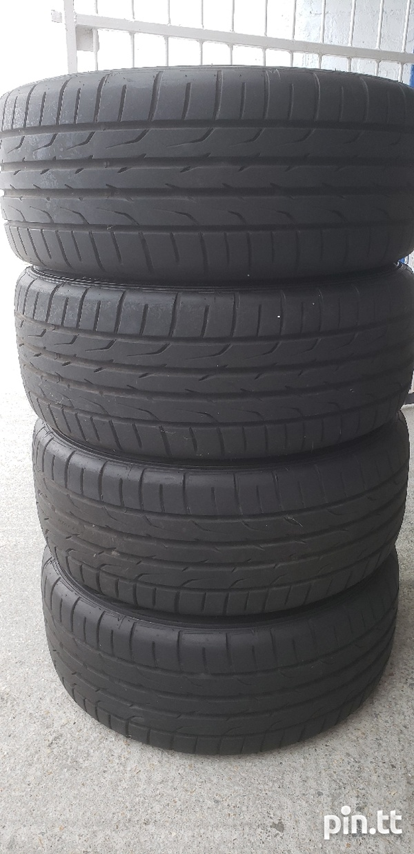 Bmw e60 rims and tyres-2