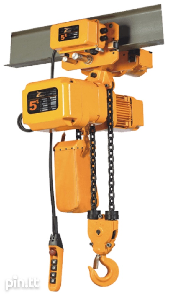 5 Ton Electric Chain Hoist-1