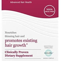 Clinically Proven for Thicker Fuller Hair