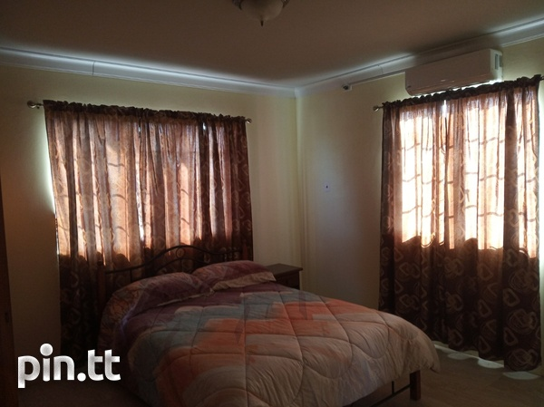 Furnished Two Bedroom Apartment, Lange Park Chaguanas-8