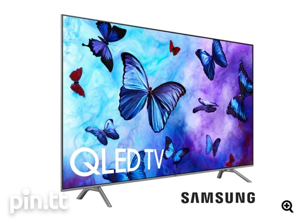75inch Samsung QLED Smart 4K UHD TV-1