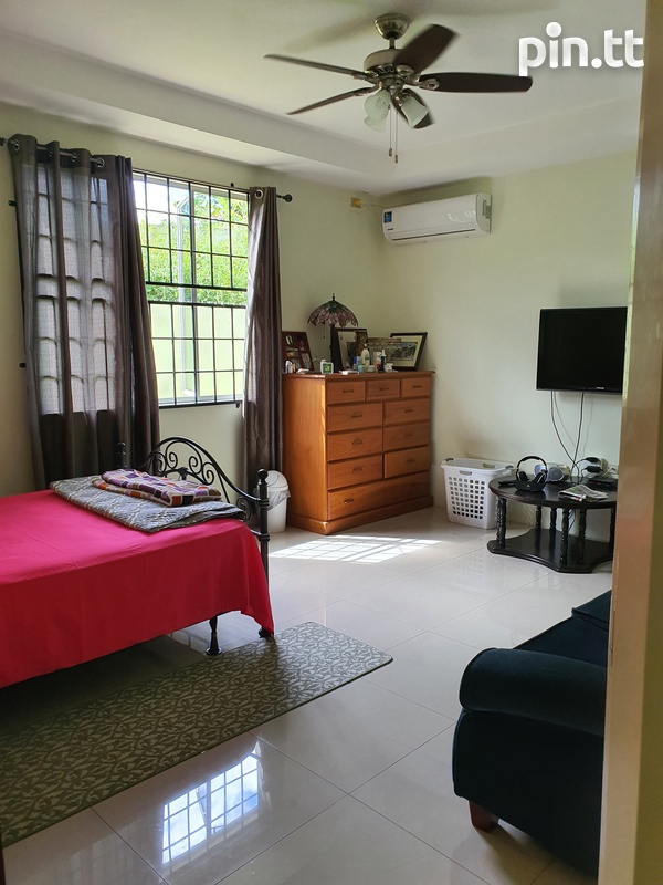 St.Joseph, Chaconia Terrace 4 Bedroom House-11