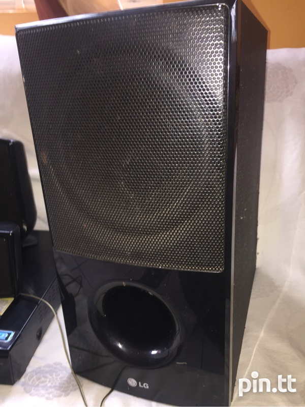 LG HOME THEATRE SYSTEM-6