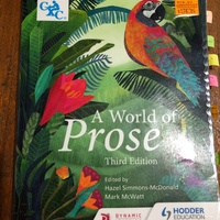 A World Of Prose - Third Edition