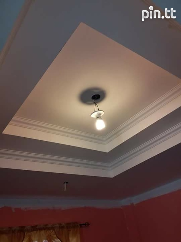 Gypsum and pvc ceilings-4