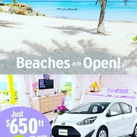 Hibiscus Heights Tobago Rooms with Vehicle