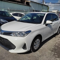 Toyota Axio, 2018, Roll On Roll Off. To be Registered