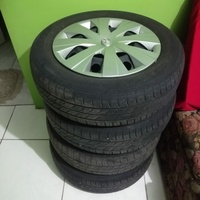 Rim's, Tyres and Caps 15IN
