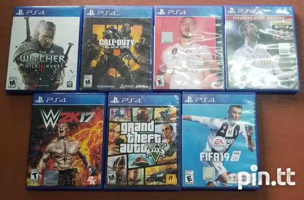 USED PS4 GAMES-2