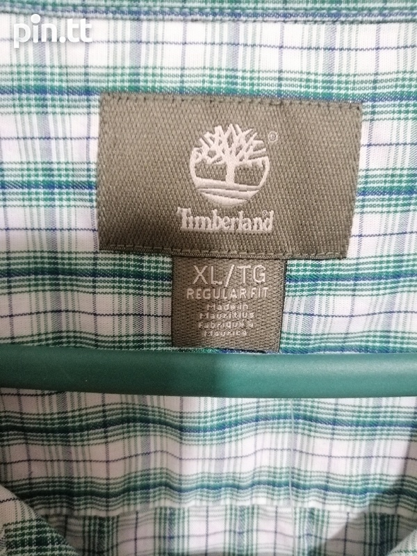 New Timberland shirt size XL /swag jacket size large small fit-3
