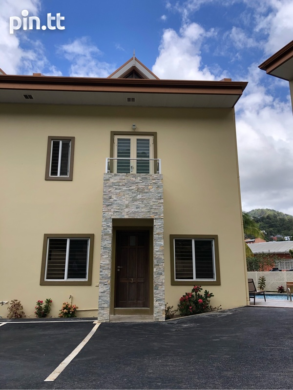 Four Level Townhouse - Port Of Spain-1