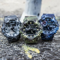 Authentic Gshock GA-700 Camouflage Watches Read Details Below Carefully Please