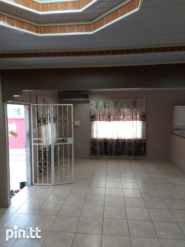 Chaguanas 3 Bedroom Unfurnished House-2