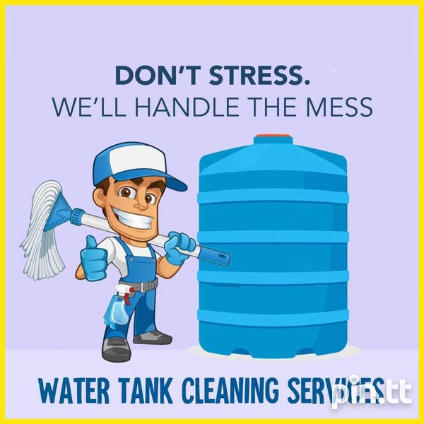 Water Tank cleaning-1
