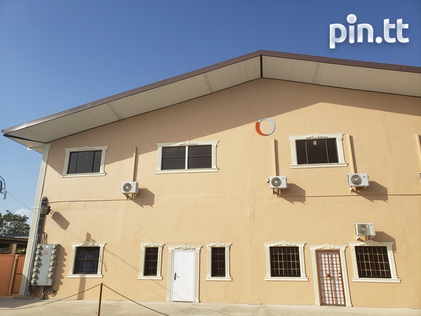 Newly Constructed Large Two Bedroom Apartment Cunupia-1