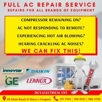 AC Reairs And Servicing