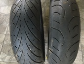 Foreign Used Motorcycle Tyres